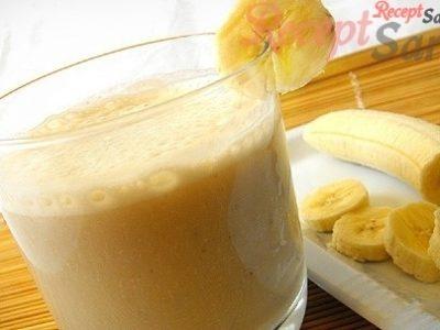 Banánkrém