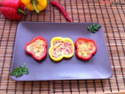 Chili paprikás előétel