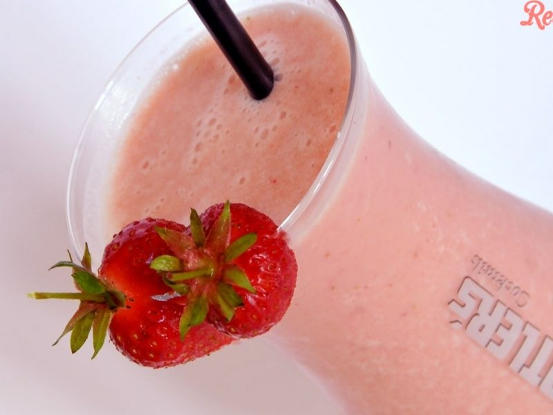 Virgin Strawberry Colada