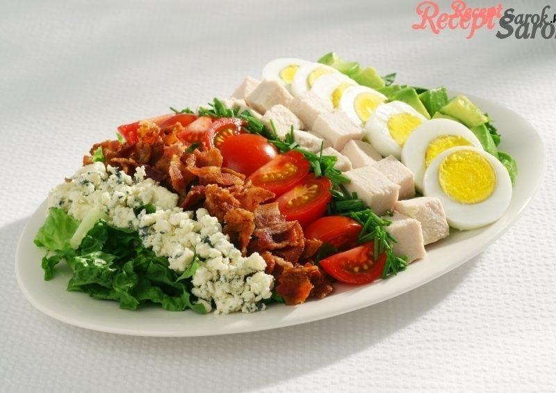 Cobb saláta