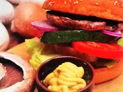 Gombaburger