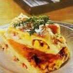 Kukoricás, csirkés cannelloni