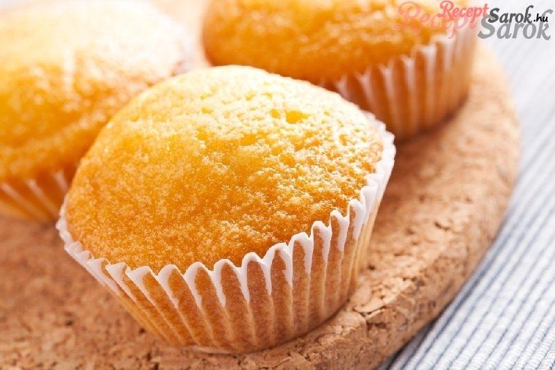 Diabetikus muffin alaprecept