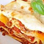 Gyors lasagne recept