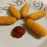Villámgyors sajtkrokett recept